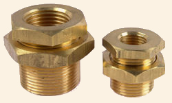 Brass Bulkhead Fittings Connectors Unions Fittings Brass Bulkhead unions connectors bulkheads fittings