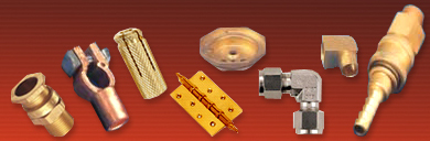 Brass components india